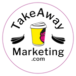 Takeaway Marketing Retina Logo